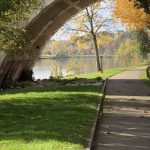 Bord du Tarn et Pont Napoleon