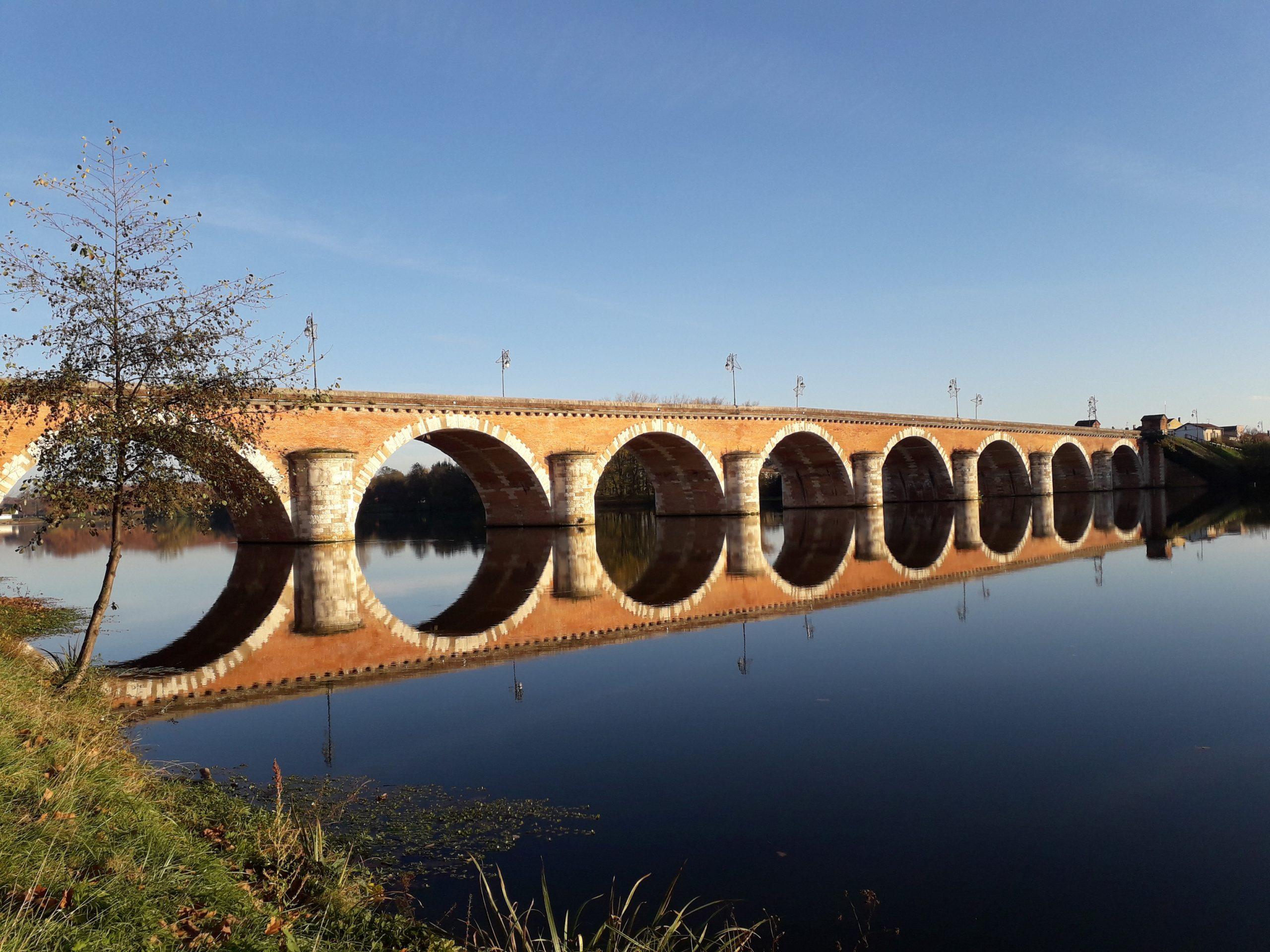 Le pont Napoleon scaled